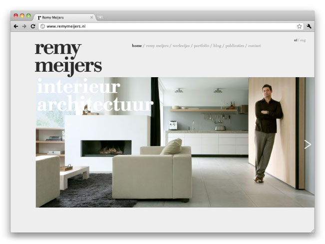 Remy Meijers website