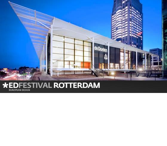 European Design festival - Rotterdam
