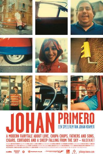 Johan Primero - poster