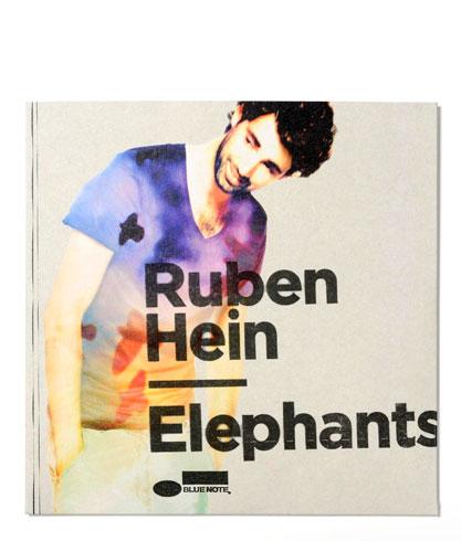 Ruben Hein - Elephants - front
