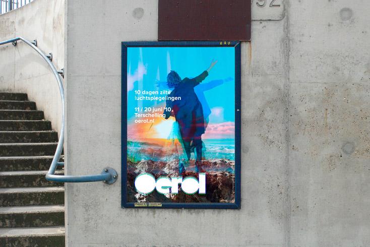 Oerol 2010 - poster
