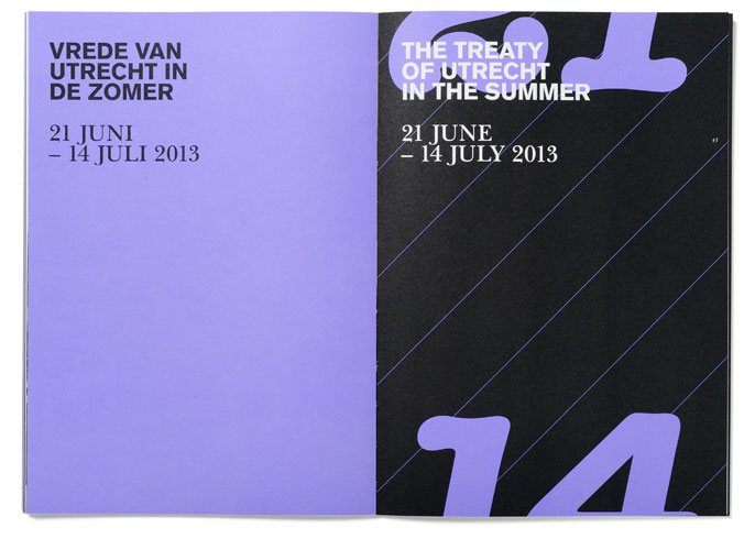 Vrede van Utrecht - corporate brochure